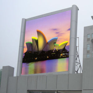 Outdoor LED Display Video Screen /Full Color High Brightness