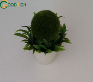 Mini Pot Flower Artificial Bonsai