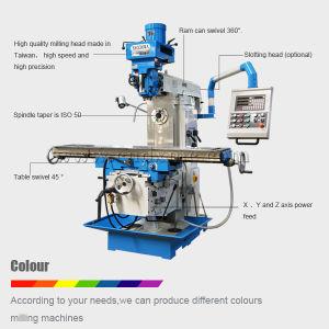 X6336wa Processing Machine Bridgeport Milling Machine From China