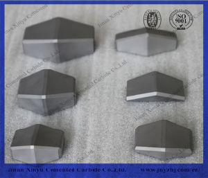 Carbide Shield Cutter Shield Inserts for Shield Tunneling Machine pictures & photos