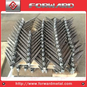 Fabricate Cutting Bending Welding Punching Steel Legs and Steel Bracket pictures & photos