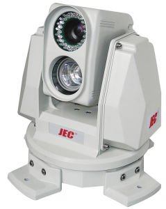 300m Laser Lamp Distance PTZ Laser IR Camera (J-VP-5107-LR)