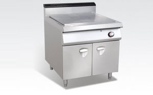 Gas Style French Hot-Plate Cooker Cabinet (017)