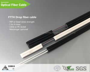 Butterfly Drop Fiber Cable Indoor pictures & photos