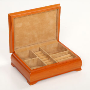 Most Popular Wooden Gift Box with Lacquering Jewellery Box