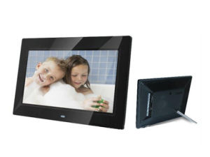 7 Inch Digital Panel Picture Frame Support SD Card, USB MMC and Ms Card