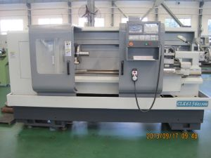 Flat Bed CNC Lathe (MK-40, MK-50) pictures & photos
