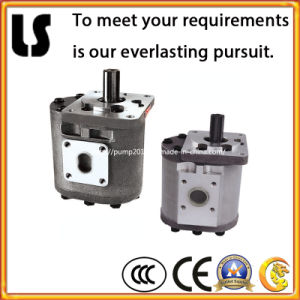 High Pressure Rotary Hydraulic Gear Oil Pump for Excavator, Truck