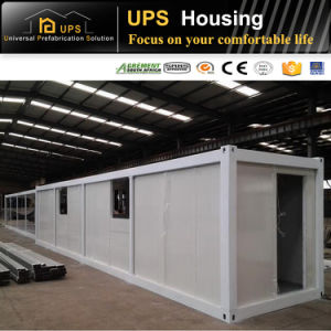 China Premade Best Price 40FT Shipping Container House China Cheap