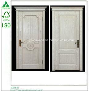white wood door. China MDF Interior White Primer Wooden Doors Wood Door C