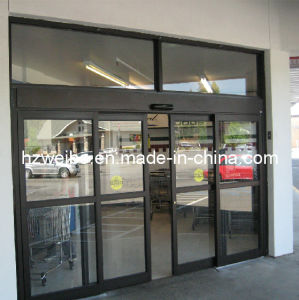 Automatic Sliding Door pictures & photos
