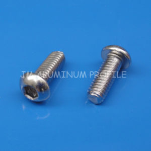 Button Head Screw, Stainless Steel, M6, Set Screws pictures & photos