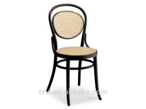 Rch-4131 Chair in Wood with Cane Back and Seat. pictures & photos