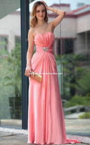 Fashion Party Dress Ladies Long Evening Dress