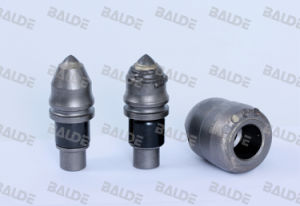 Round Shank Auger Bit for Rock Drilling Tool (H85 B47K22H)