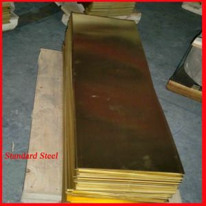 Brass Sheet (C21000 C22000 C23000 C24000 C26000 C26800 C27000 C28000) pictures & photos