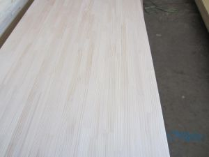 Solid Pine Edge Glued Panel. AA /Ab Grade pictures & photos