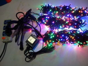 christmas decorative lights 24v low voltage rgby led curtain light