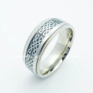 Carbon Fiber Jewelry Ring