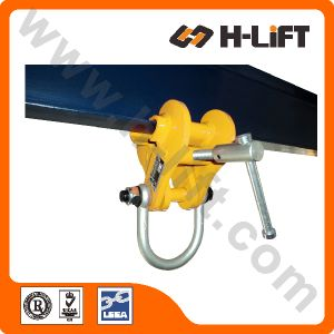 Beam Clamp with Fixed Jaw and Lifting Shackle (BCL Type)