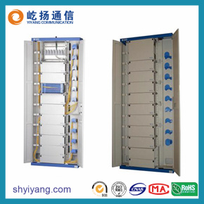 Easy Operated Fiber Optic Distribution Frame