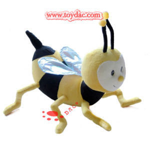Plush Animal Angel Bee Toy