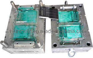 China Manufacturing Plastic Injection Printer Mould pictures & photos