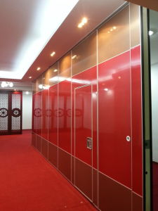 Hotel Movable Soundproof Partition Wall