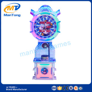 Colorful Version Strong Hercules Kid and Adult Indoor Coin Operated Ticket Game Machine Hammer Game Machine pictures & photos