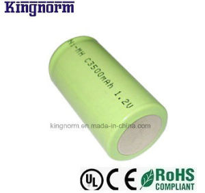 Nickel Metal Hydride Battery >> China C Size 1 2v 3500mah Low Self Discharge Nickel Metal Hydride