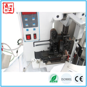 Automatic CNC Terminal Crimping Machine with Cutting Stripping Twisting Function pictures & photos