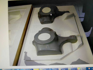 Iron Foundry Iron Ductile Metal Casting pictures & photos