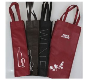 Recycled Plastic Nonwoven Polyester Tote Bag Assortment