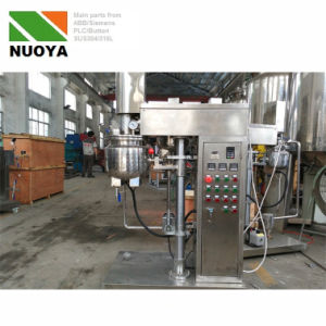 Vacuum Cosmetics Laboratory Emulsifying Machine pictures & photos