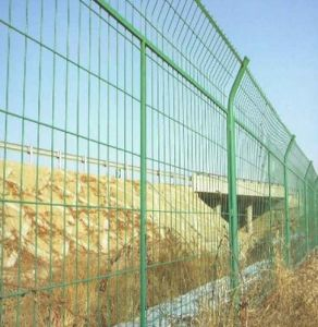 Highway Fence with 50*150mm Mesh Opening