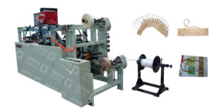 GYWS Automatic Multiple Use Paper Bag Handles Making Machine