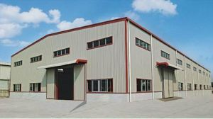 Best Price Steel Frame Structure Warehouse