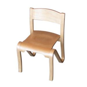 Great Wooden Toy Unique Kids Chairs, Best Sell Curve Wooden Kid Chair Toy,  Comfortable Wooden Children Chair Toy Wj277591