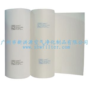 Ceiling Filter for Roof of Paint Booth