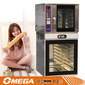 Bakery Machine Rack Oven Small Oven (manufacturer CE&ISO 9001) pictures & photos
