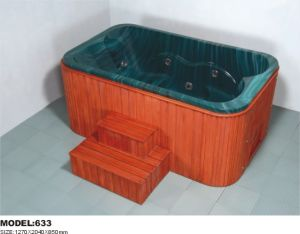 Outdoor SPA (ANS-633)