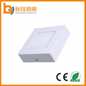 Indoor Ceiling Lamp 6W Flat LED Surface Mounted Mini Panel Light pictures & photos