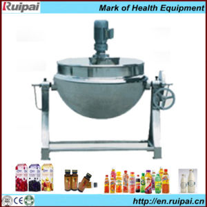 Jcg Double-Layered Cauldron for Fruit Processing Industry pictures & photos