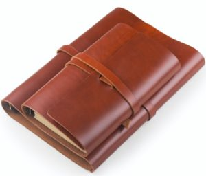 28557685c8021 China Ancicraft Vintage Genuine Leather Journal Notebook Diary ...
