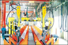 Steel Tower Manufacture Machine pictures & photos
