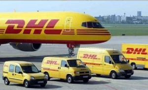 DHL Express Shipping Service