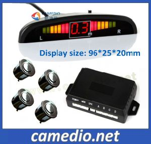 High Quality Popular Style Car Rear LED Parking Sensor with 4/8 Sensors pictures & photos
