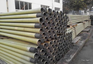 High Pressure Gre Pipe for Oil&Gas Industry pictures & photos