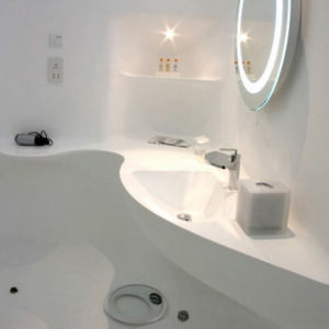 100% Acrylic Basin, Corian Sink pictures & photos
