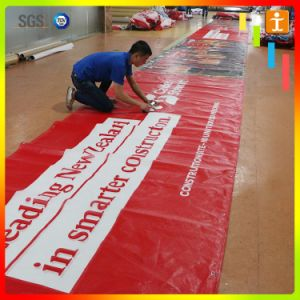 Wholesale Cheap Outdoor Custom Vinyl Advertising PVC Banner pictures & photos